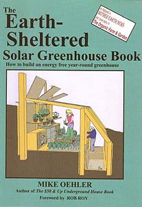 Earth sheltered underground houses how to books to for How to build an earth sheltered home