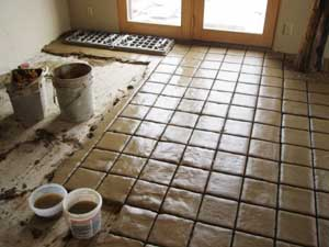 Wonderful Terra Tiles: Low Cost, Hand Made Soil Cement Tiles For Interior Floors And  Exterior Patios