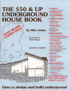 Earth Sheltered Underground Houses How To Books To
