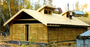 Strawbale House Building Books Build Your Own Energy