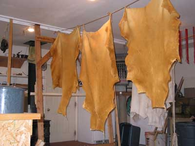Native American Buckskin Clothing http://www.grannysstore.com/Wilderness_Survival/Braintan_Buckskin.htm